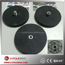 Rubber Coated Holding Magnets