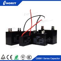 ac motor fan cbb61 15uf 450vac capacitor