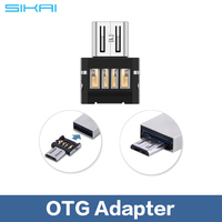 2015 Hot sale on alibaba Mini Style Micro usb to USB 2.0 OTG adapter