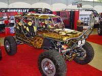 Overkill Engineering All Terrain Buggy ATV