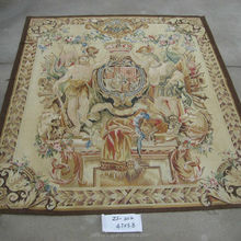 Aubusson Wall Hanging In Tapestry
