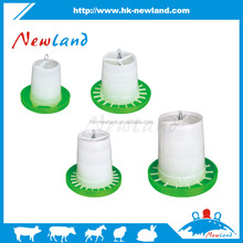 NL819 chicken feeders and drinkers with lid