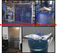 Manufacture cold proof door curtain