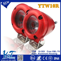 Y&T Best value!work light off road off road motorcycle bullet led headlight