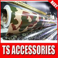 TSAUTOP camouflage pvc sticker\new model camouflage film\digital camouflage car sticker