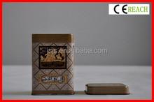 Juice box oil tin can