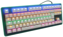Water-proof Computer Mechanical Keyboard with LED lighting