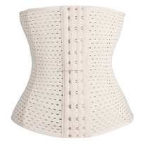 spandex and cotton breathable waist trainer stylish shaping for wonderful figure