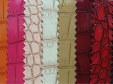 nubuck soft pvc synthetic leather for bags and shoes making