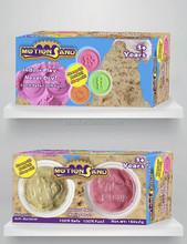 2 Pack Sand Asst soft Play sand