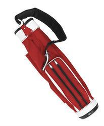 Original golf bag red