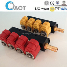 Gnc / glp inyector de combustible