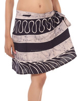 2015 Latest Collection Girl's Short Wrap Skirts in Jaipur, Rajasthan, India