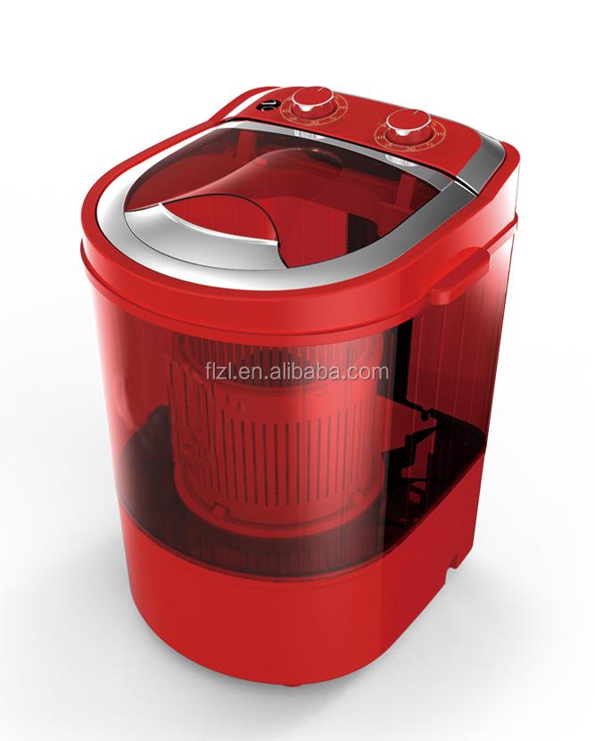 3 kg unique baignoire semi automatique mini machine - Machine a laver portative ...