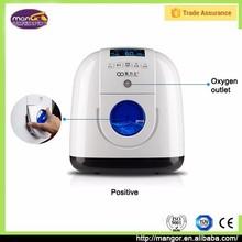 Control inteligente 1-6L + 90% + 110 W oxígeno médico un aparato de respiración portátil