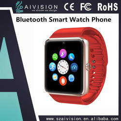 $26.9 Prpmotion !!!1.54 inch gsm android smart watch phone gt08 watch 2015