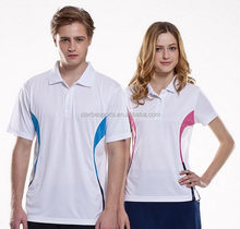 2015 hot sell striper polo shirt