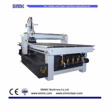 3d,economic manufacturer plywood and PCB 1325/1325 wide format cnc router model