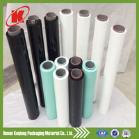 colored silage film self adhesive uv resistant plastic film rolls