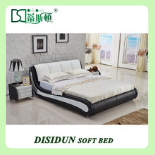 2015 new double bed designs for bedroom