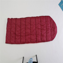Plastic travel sleeping bags super sleeping bags made in China