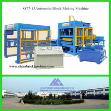 Paver Concrete Brick Mould/Block Making Machine in China