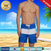 Sell like wild fire O Neck 100% Polyester beach shorts hot girl sexy picture