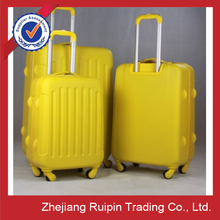 top quality decent suitcase sets,2015 trolley suitcases