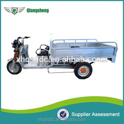 1.8m large loading 1500W electric tuk tuk three wheeler pedicab