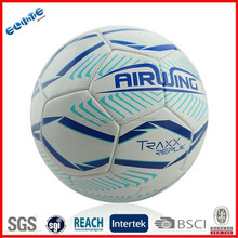 wholesale PVC machine stitched size 5 training footballs