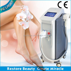 PZ Laser Top Quality Diode Laser for Permanent Hair Removal
