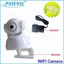 New design wireless wired ip camera home security system wireless with camera cctv dome camera cover