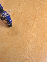 light color american gray oak of laminate floor for Baroque Series