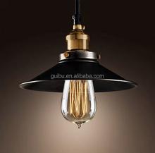 2015 modern italian designer vintage industrail style chandelier light