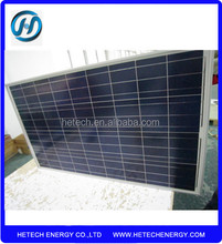 high efficiency panel solar 140w polycrystalline manufactures in china