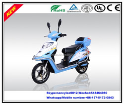 """Chinese wholesale super 16"""" 800W/ 2 wheels electric motorcycle/electric scooter/E-bike made in China,CE approval"""