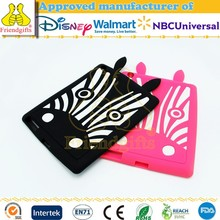 Lovely High Quality Custom Design for Ipad Mini Silicone Case
