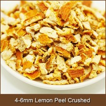 4-6mm Lemon Peel Crushed