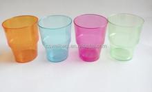 5oz,6oz,7oz,8oz,250ml PS cup/ariline plastic cup/glass clear cup