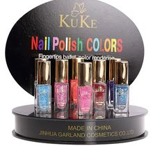Hot Sale Item Low Price balck nail polish bottle