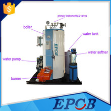 A Grade Manufacture Vertical Gas or Oil Steam Boiler/Hot Water Boiler