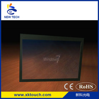 """Discount product 42"""" wifi transparent lcd display lcd show christmas decorations connect with computer"""