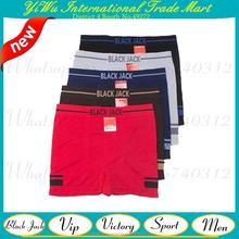 men new design football printed seamless cotton/modal underwear/men boxer briefs