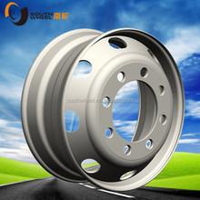 Durable truck wheel rim 22.5x6.00 for truck tyre 8R22.5