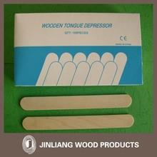 2014 Disposable Wooden Tongue Depressor