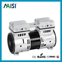 piston compression pump for medical ventilator compressor