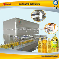 Automatic Sunflower Oil Bottling Packing Equipment