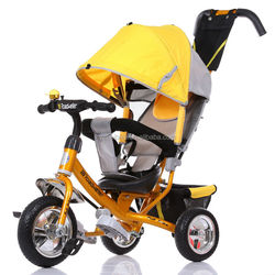 Safety tricycle 3 wheel cargo bicycles china for children, kids tricycle children trike