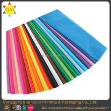 wrapping tissue paper for clothes/big roll clothing tissue paper