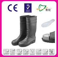 boots protect toes/steel toe anti static safety boots/hard work boots